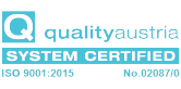 qualityaustria certified
